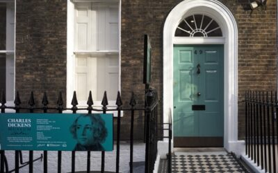 A busy day home and away: Charles Dickens Museum and lower school looked into toilets